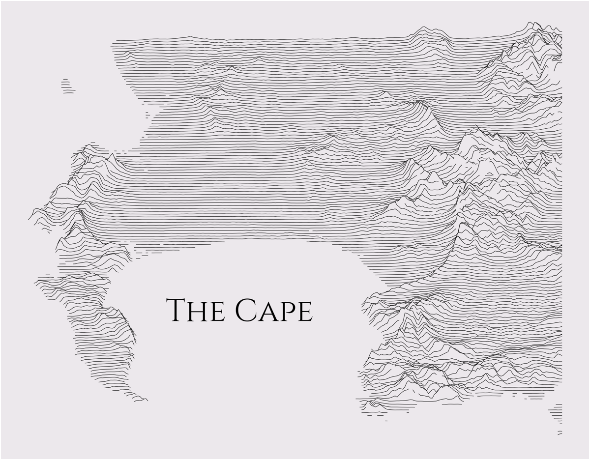 See if you can spot the Cape Flats
